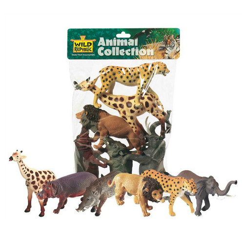 African Animals Polybag