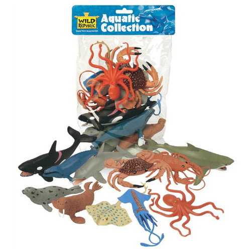 Aquatic Animals Polybag