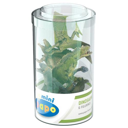 Mini Tubs Dinosaurs 'B' Papo