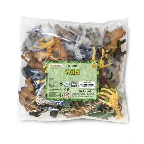 Wild Bulk Bag 48pc