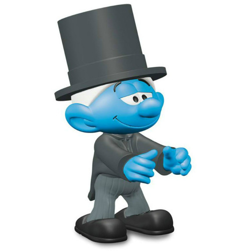 Bridegroom Smurf 2017