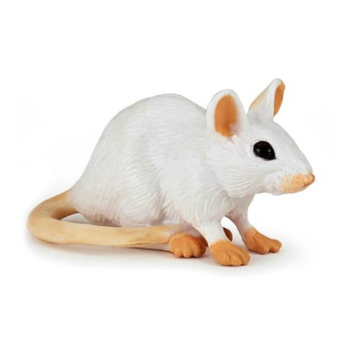 White Mouse Papo