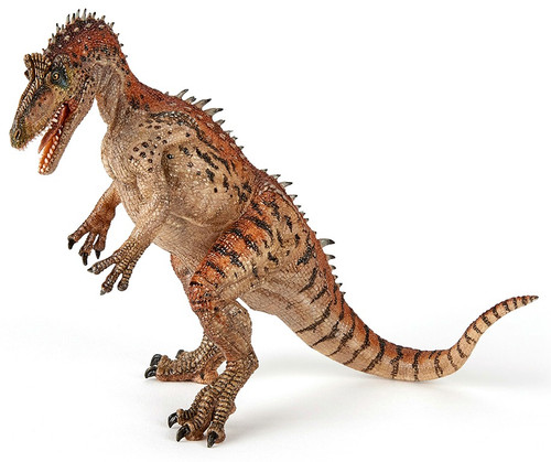 Cryolophosaurus Papo