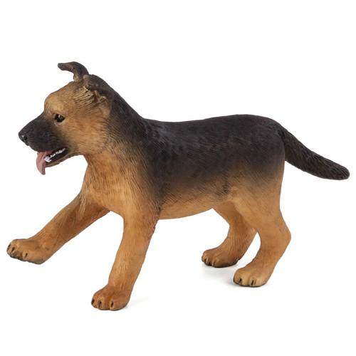 German Shepherd Puppy Mojo