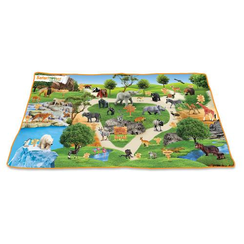 Wild Playmat