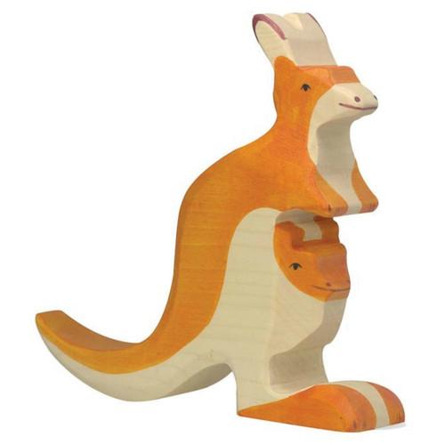 Kangaroo Holztiger
