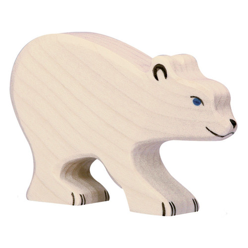 Polar Bear Small Holztiger