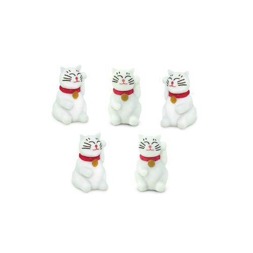 Mini Waving Cats