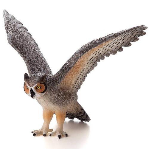 Great Horned Owl Mojo