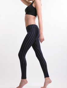 Fine Stripe Legging