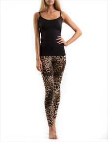 Leopard Leggings