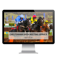 Cheltenham Open Meeting Saturday Service (16 November)