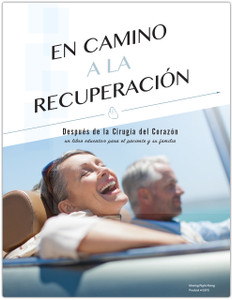 Moving Right Along After Heart Surgery (Spanish) - front cover