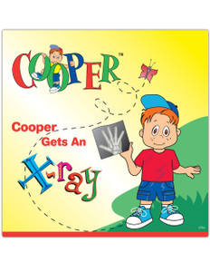 Cooper Gets an X-ray
