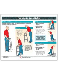 Walker Use Tearpad (50 sheets per pad)