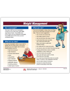 Weight Management Tearpad (50 sheets per pad)