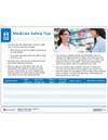Medicine Safety Tearpad Side 2