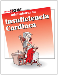 Here's How to Manage Heart Failure - Spanish (pack of 20)