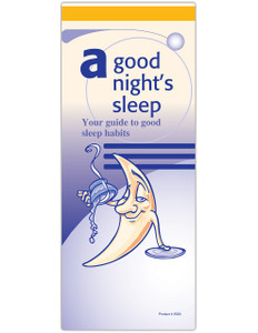A Good Night's Sleep  (50 Pack)