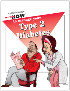 Here's How to Manage your Type 2 Diabetes (PACK OF 20)