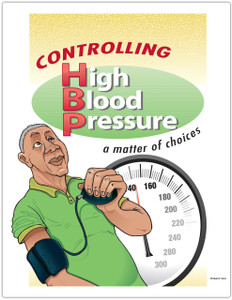Controlling High Blood Pressure (Pack of 20 Booklets)