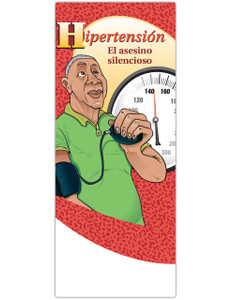 Spanish Blood Pressure Brochure