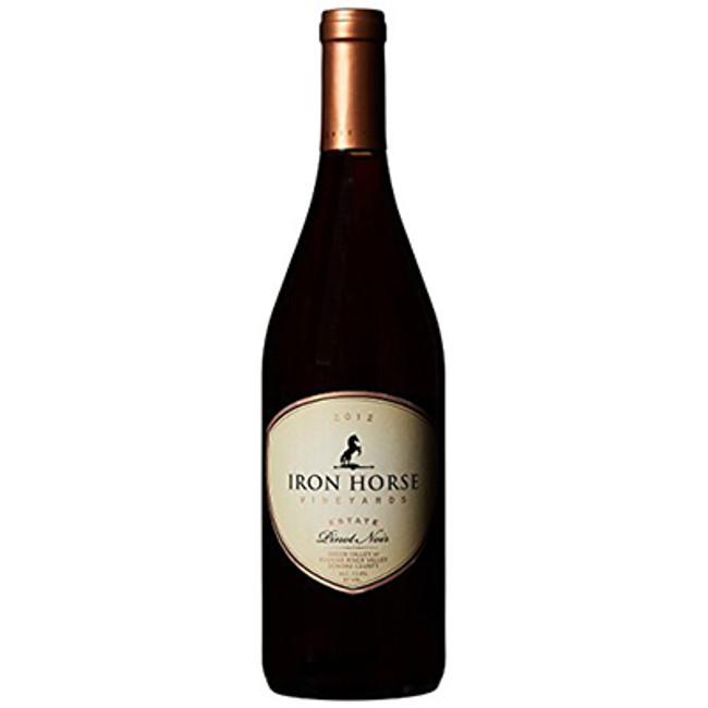 Iron Horse Vineyards Estate Pinot Noir
