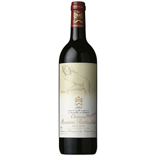 Chateau Mouton Rothschild Pauillac (1993)