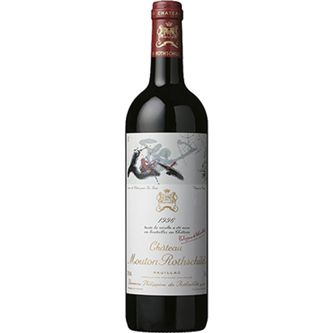 Chateau Mouton Rothschild Pauillac (1996)
