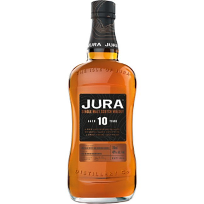 Jura 10 Years Old Single Malt Scotch Whisky