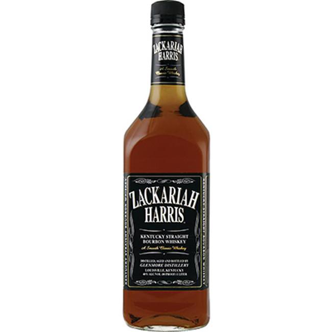 Zachariah Harris Kentucky Straight Bourbon Whiskey