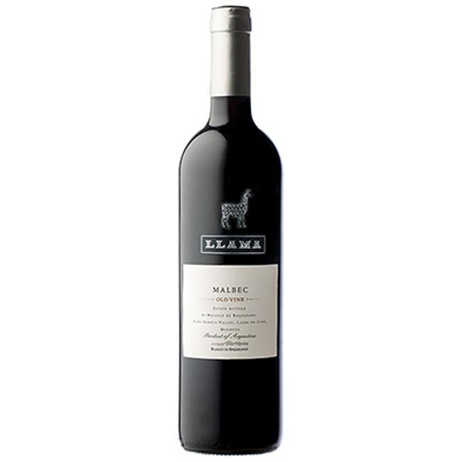Belasco de Baquedano Llama Old Vine Malbec (2015)