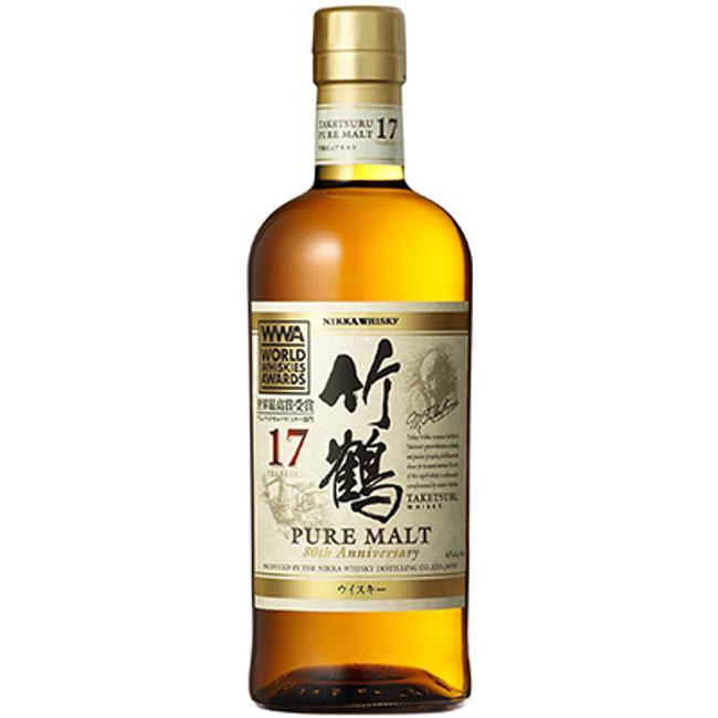 Nikka Taketsuru Pure Malt 17 Years Old