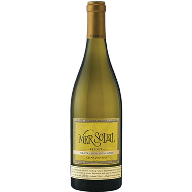 Mer Soleil Santa Lucia Highlands Reserve Chardonnay (2014)