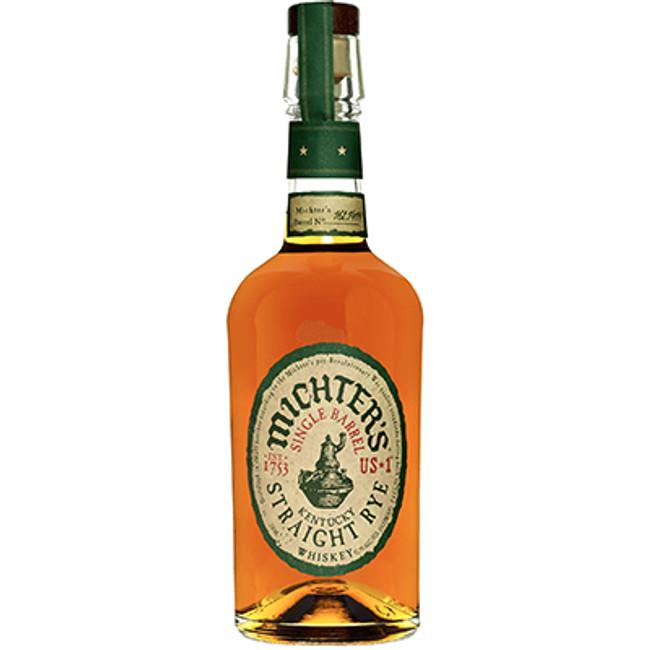 Michter's US*1 Single Barrel Kentucky Straight Rye