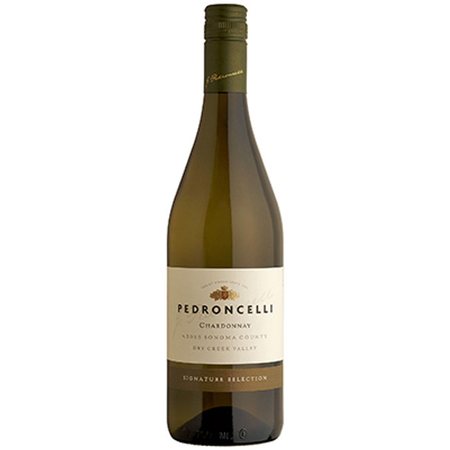 Pedroncelli Signature Selection Chardonnay