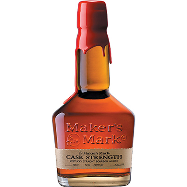 Maker's Mark Cask Strength Kentucky Straight Bourbon Whiskey