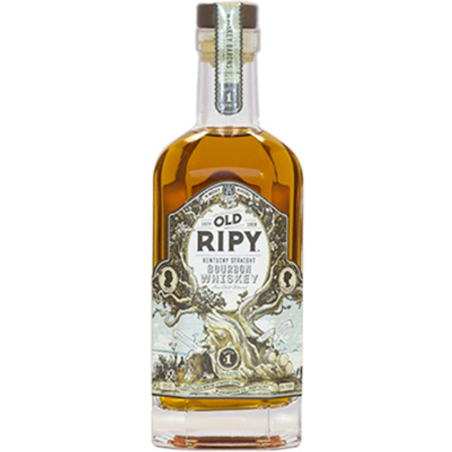 Old Ripy Kentucky Straight Bourbon Whiskey