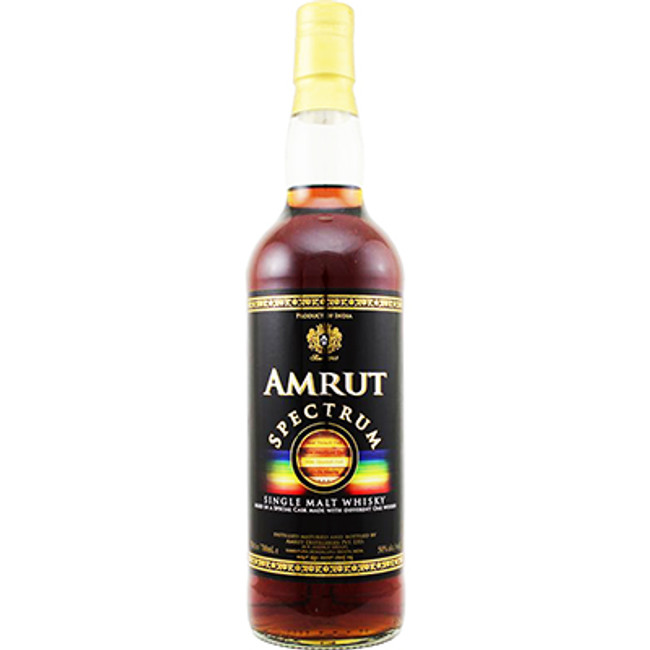 Amrut Spectrum 004 Single Malt Whisky