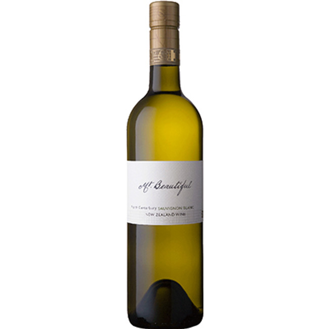 Mt. Beautiful Sauvignon Blanc (2015)