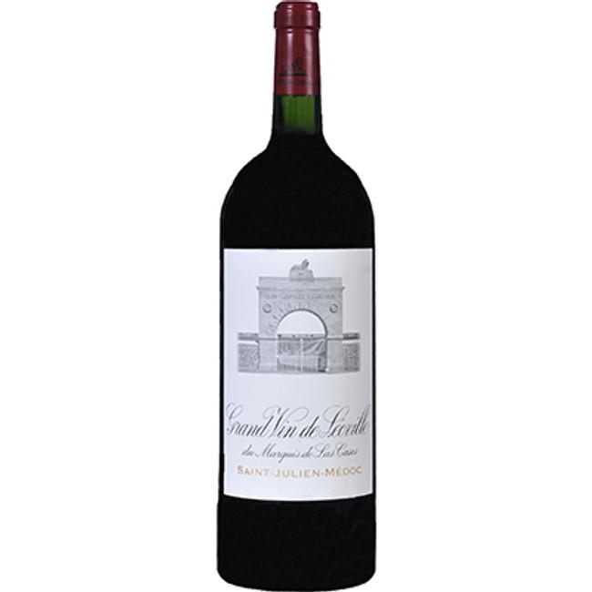 Chateau Leoville-Las Cases 'Grand Vin de Leoville du Marquis de Las Cases' in Magnum (1996)
