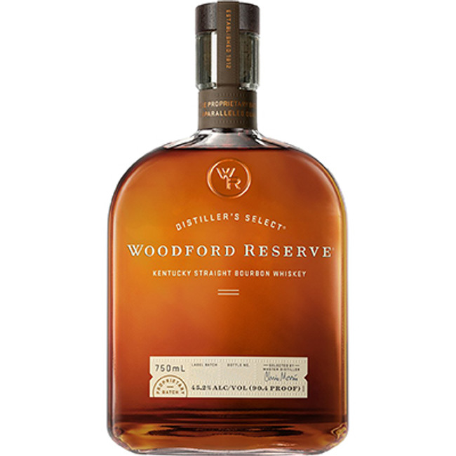 Woodford Reserve Kentucky Straight Bourbon Whiskey 90.4 Proof