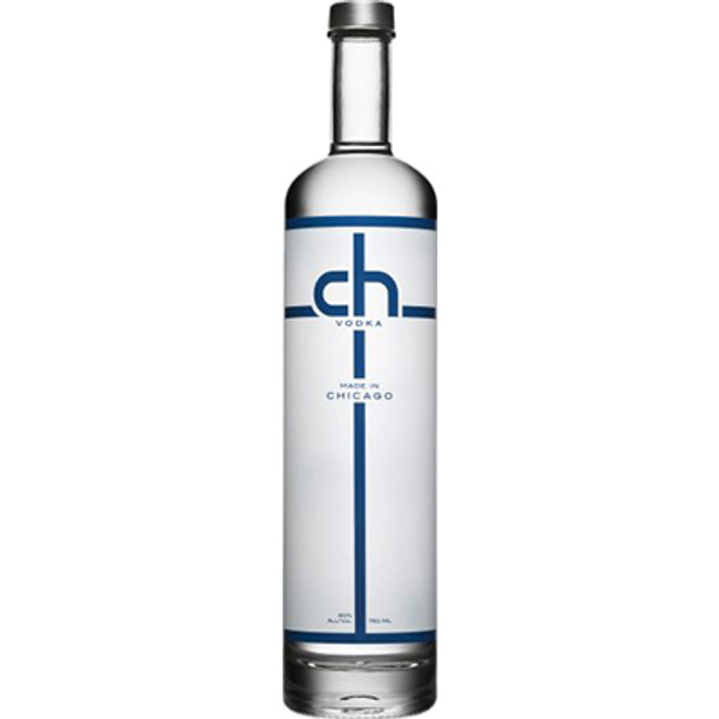 CH Distillery Certified Organic Vodka