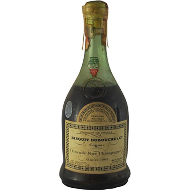 Bisquit Dubouche & Co Grande Champagne Cognac 1930s Bottling