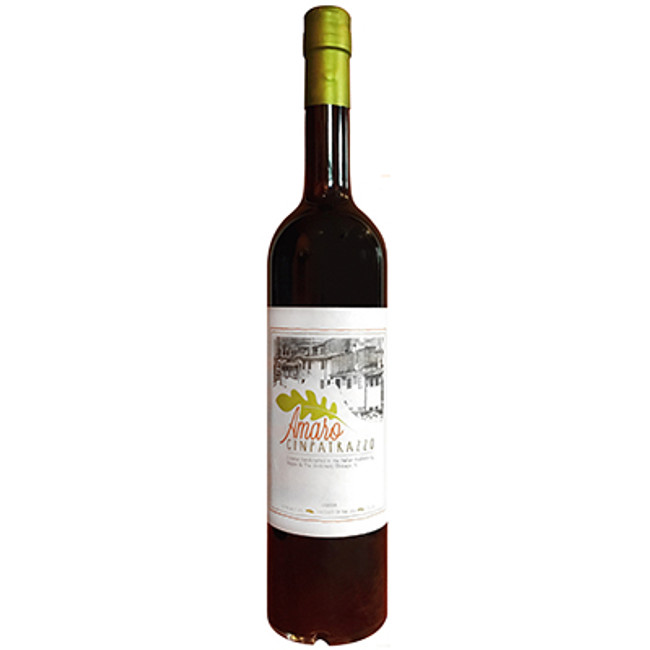 Amaro Cinpatrazzo Liqueur