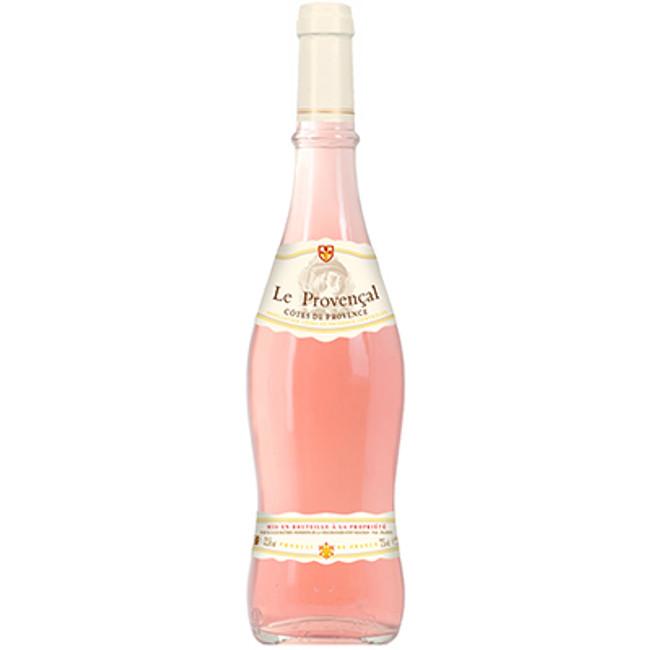 La Vidaubanaise Le Provençal Rosé