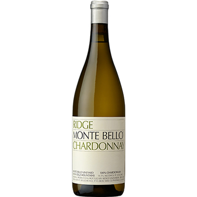 Ridge Monte Bello Estate Vineyard Chardonnay