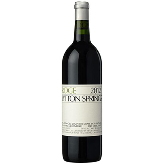 Ridge Lytton Springs Vineyard Red Blend