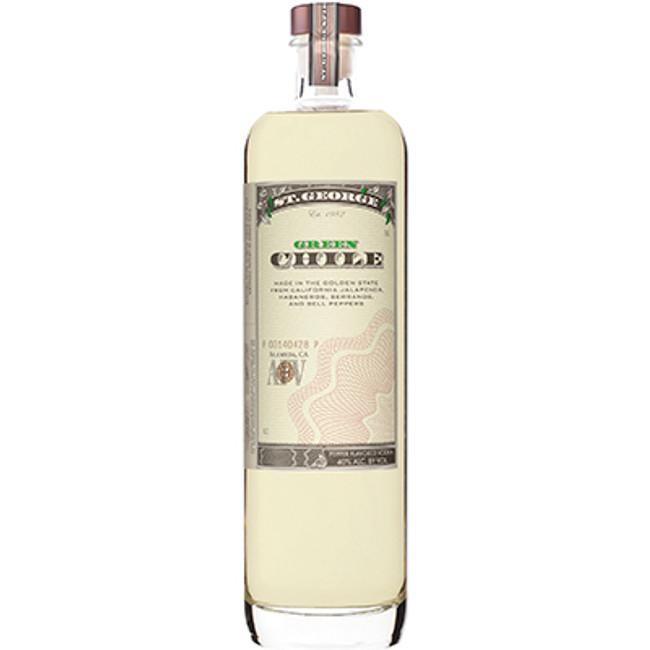 Saint George Spirits Green Chile Vodka