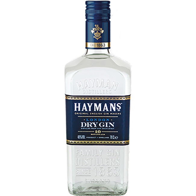 Haymans Family Gin Distillers Haymans London Dry Gin